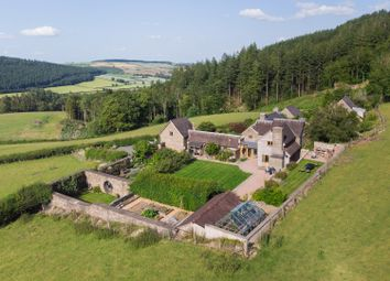 Thumbnail 6 bed detached house for sale in Clun, Craven Arms, Shropshire