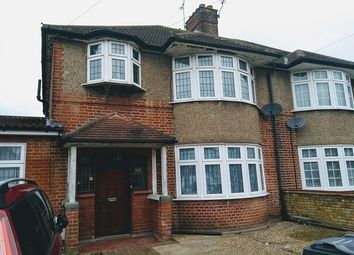 Thumbnail 1 bed flat to rent in Burns Way, Hounslow