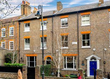 Thumbnail 4 bed terraced house for sale in Heath Street, Hampstead, London