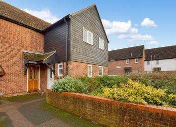 Thumbnail 3 bed end terrace house to rent in Garrod Court, Holt Drive, Essex