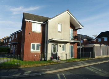 Thumbnail 3 bed detached house for sale in Latrigg Crescent, Middleton, Manchester, Lancashire
