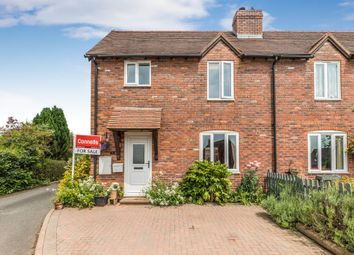 Thumbnail 2 bed end terrace house for sale in Forge Meadows, Clifton-On-Teme, Worcester