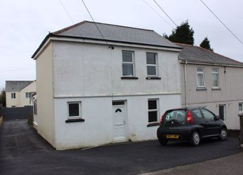 Thumbnail 3 bed semi-detached house for sale in Robartes Road, St. Dennis, St. Austell