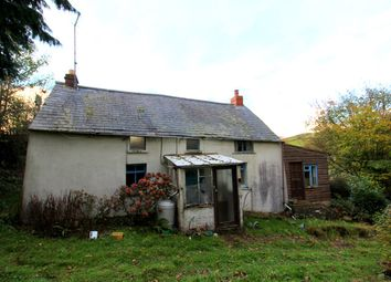 Thumbnail 2 bed detached house for sale in Llwynygroes, Tregaron