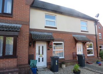 Thumbnail 2 bed terraced house for sale in The Cricketers, Axminster