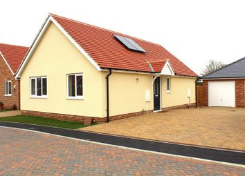 Thumbnail 2 bed detached bungalow for sale in Springfield Meadows, Little Clacton, Clacton-On-Sea