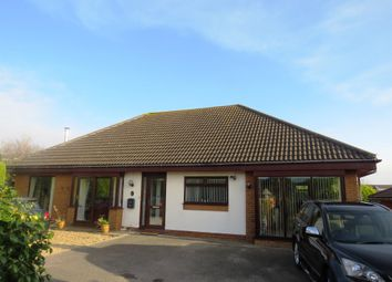 Thumbnail 4 bedroom detached bungalow for sale in Oyster Bend, Sully, Penarth