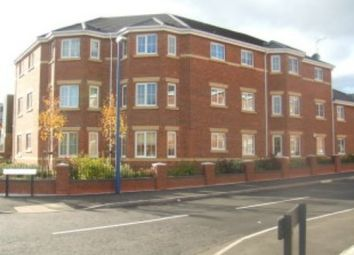 Thumbnail 2 bed flat to rent in Doughty Close, Great Bridge, Tipton