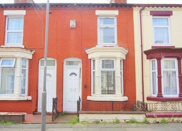 Thumbnail 2 bedroom terraced house for sale in Bligh Street, Wavetree, Liverpool