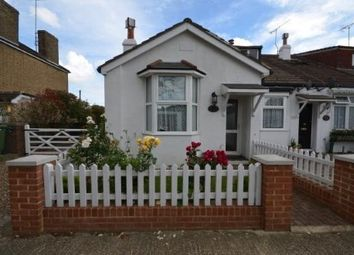 Thumbnail 3 bed bungalow for sale in Chestnut Villas, Pier Approach Road, Gillingham, Kent