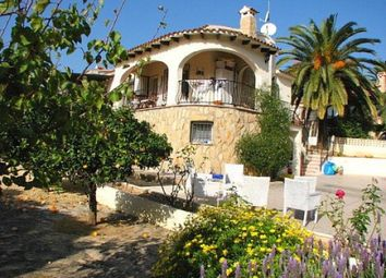 Thumbnail 2 bed villa for sale in Moraira, Costa Blanca, Spain