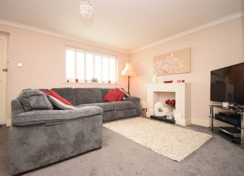 Thumbnail 3 bed town house for sale in Burton Close, Oadby, Leicester