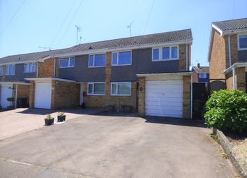 Thumbnail 3 bed semi-detached house for sale in Carisbrook Road, Mitcheldean