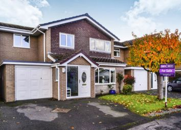 Thumbnail 4 bed detached house for sale in Mardale Court, Holmes Chapel