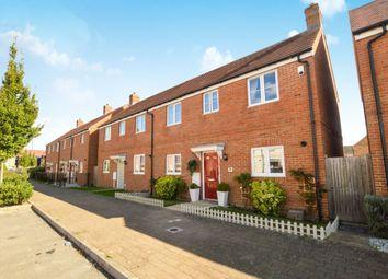 Thumbnail 3 bed semi-detached house for sale in Finn Farm Road, Kingsnorth, Ashford