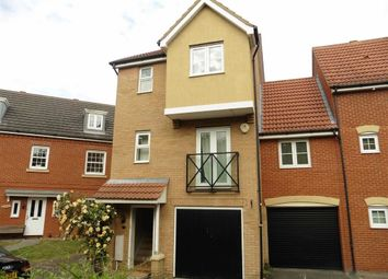 Thumbnail 4 bed town house to rent in Cooke Close, Chafford Hundred, Grays