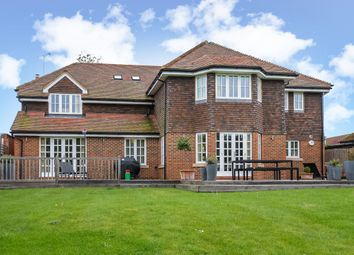 Thumbnail 5 bed detached house to rent in Greenhayes, Farm Lane, Ashtead, Surrey