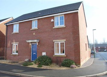 Thumbnail 4 bedroom detached house for sale in Long Heath Close, Caerphilly