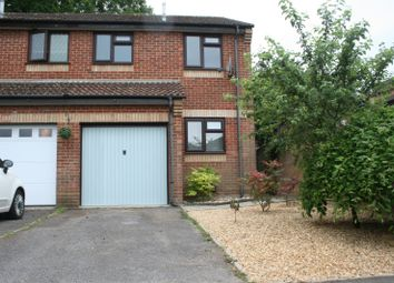 Thumbnail 3 bedroom semi-detached house to rent in Woodstock Close, Hedge End, Southampton