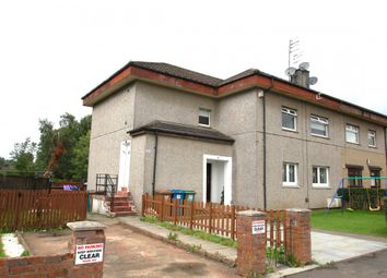 Thumbnail 3 bed flat for sale in Dunside Drive, Glasgow