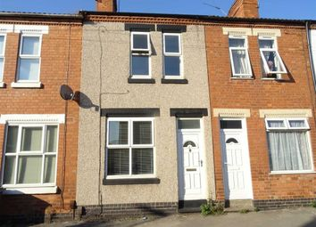 Thumbnail 2 bed terraced house to rent in Spencer Street, Hinckley