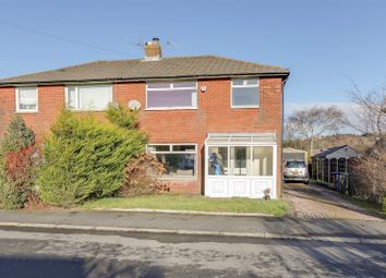 Thumbnail 4 bed semi-detached house for sale in Grasmere Road, Haslingden, Rossendale