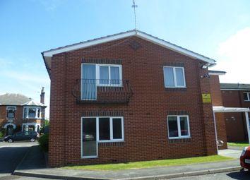 Thumbnail 1 bedroom flat to rent in Regent Street, Church Gresley, Swadlincote