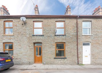 Thumbnail 3 bed terraced house for sale in Llanover Street, Abercarn, Newport.