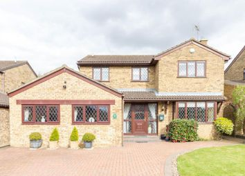 Thumbnail 4 bed detached house to rent in Lowick Close, Wellingborough