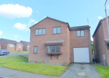 Thumbnail 4 bed detached house to rent in Little Hollies, Forest Town, Mansfield