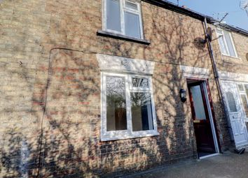 Thumbnail 2 bed terraced house for sale in Elm Road, March