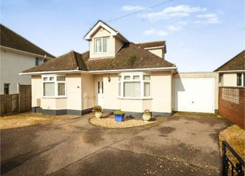 Thumbnail 4 bed detached bungalow for sale in Featherbed Lane, Exmouth, Devon