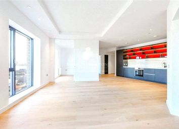 Thumbnail 3 bed flat for sale in Grantham House, London City Island, London