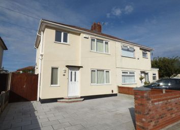 Thumbnail 3 bed semi-detached house for sale in Southey Grove, Maghull, Liverpool