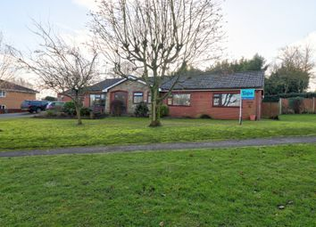 Thumbnail 3 bed detached bungalow for sale in Lindholme, Scotter, Gainsborough