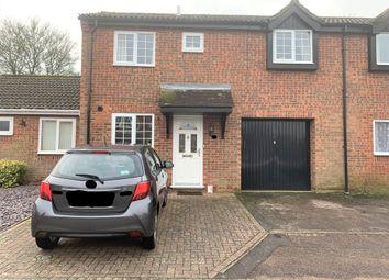 Thumbnail 2 bed terraced house for sale in Kirtlington, Downhead Park, Milton Keynes