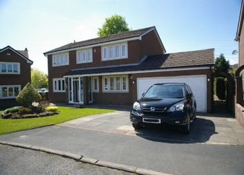 Thumbnail 4 bed detached house to rent in Clough Meadow, Bolton