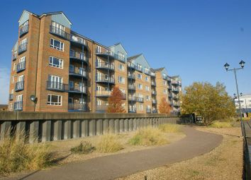 Thumbnail 2 bed flat for sale in Argent Court, Argent Street, Grays