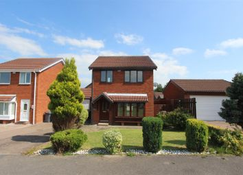Thumbnail 3 bed detached house for sale in Lowther Drive, Newton Aycliffe