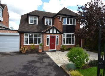 Thumbnail 3 bed detached house for sale in Forest Road, Moseley, Birmingham