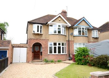 Thumbnail 3 bedroom semi-detached house for sale in Honey End Lane, Reading, Berkshire