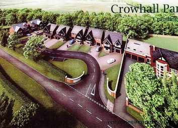 Thumbnail 4 bedroom detached house for sale in Crowhallpark, Cramlington