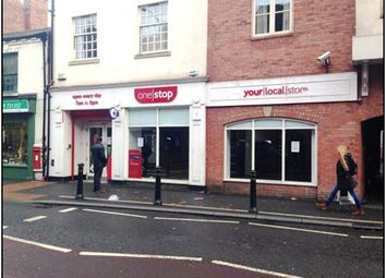 Thumbnail Retail premises to let in Lowesmoor, Worcester