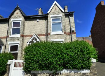 Thumbnail 2 bedroom end terrace house for sale in Falmouth Road, Heaton, Newcastle Upon Tyne