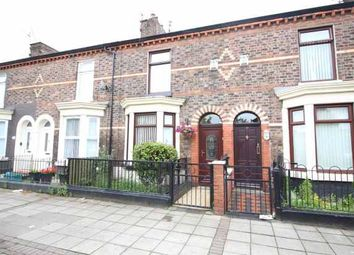 Thumbnail 3 bed terraced house to rent in Queens Road, Bootle