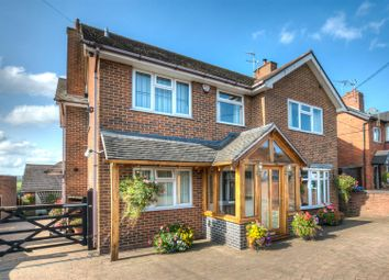 Thumbnail 4 bed property for sale in School Lane, Caverswall, Staffordshire