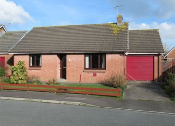 Thumbnail 2 bedroom detached bungalow for sale in 26 Maes Awel, Scleddau, Fishguard, Pembrokeshire