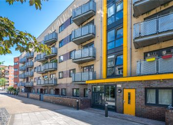 Thumbnail 2 bed flat for sale in Oakleigh Court, Murray Grove, London
