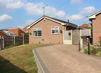 Thumbnail 2 bed bungalow for sale in Croft Close, Pinxton
