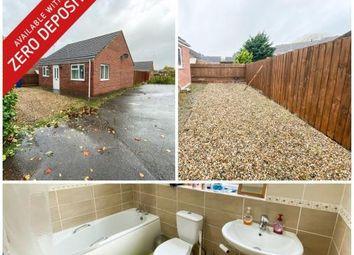 Thumbnail 1 bed detached bungalow to rent in Vincent Close, Newmarket